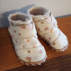 Toms Shoes - Toms baby girl booties